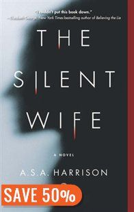 The Silent Wife Book by A.s.a. Harrison