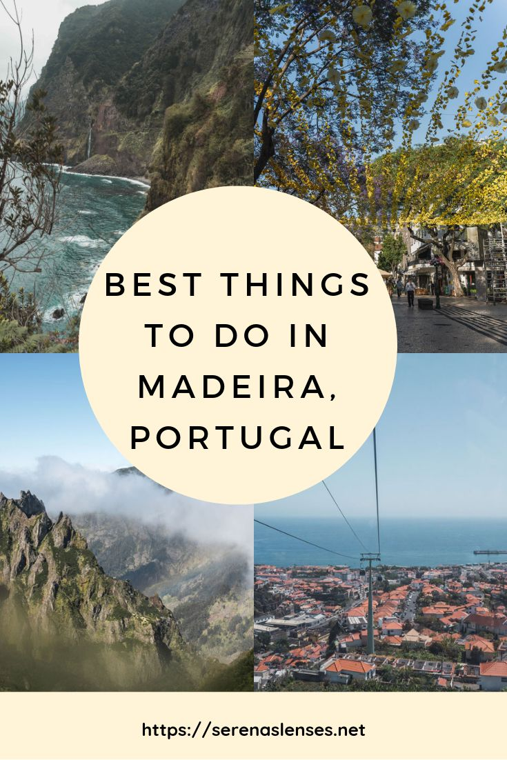 The 11 Best Things to Do in Madeira | BEST OF SERENA'S ...