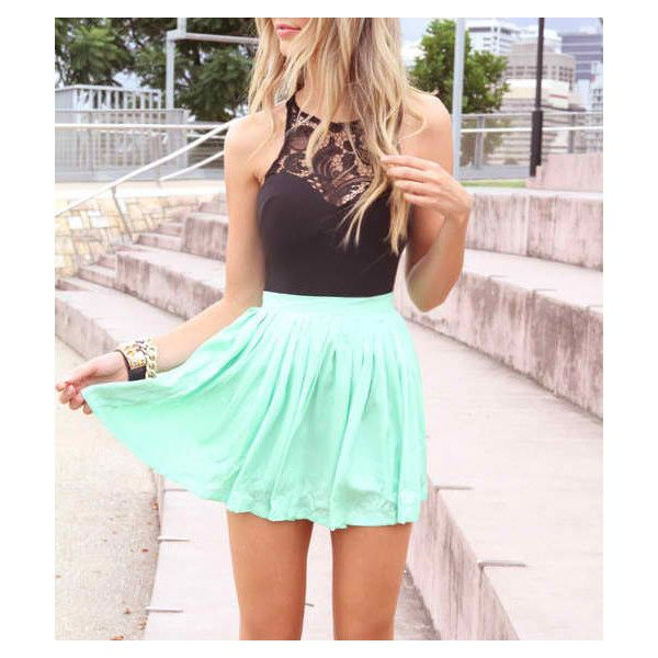 THE SIGNS AS CUTE TUMBLR OUTFITS ❤ liked on Polyvore featuring dresses, outfits, pictures, photos and pictures // blue