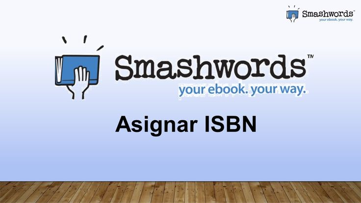 Las Irreverentes: Smashwords IV: Asignar ISBN