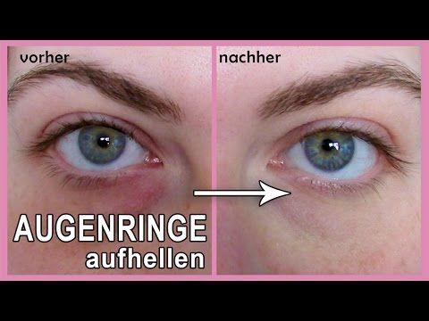 Augenringe wegbekommen und aufhellen dunkle Augenschatten entfernen mit einfachen Hausmittel - dieser Beauty Tipp ist wirklich super, wenn ihr dunkle Augenringe bzw Augenschatten habt. Probiert diesen Trick gern selber aus und überzeugt Euch!