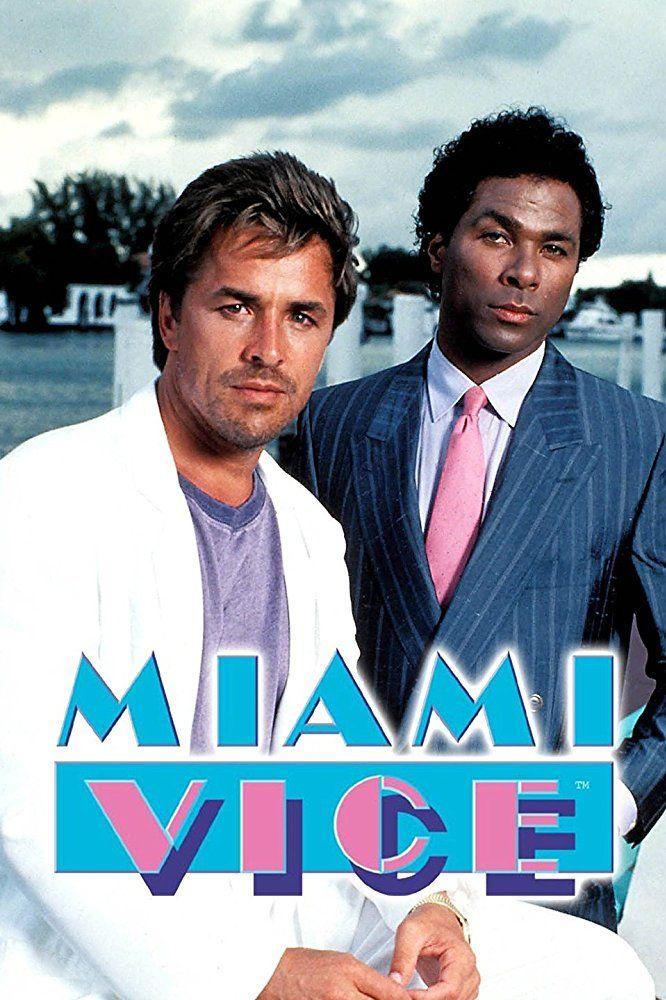 Don Johnson and Philip Michael Thomas in Miami Vice (1984)  19b90b48b0f