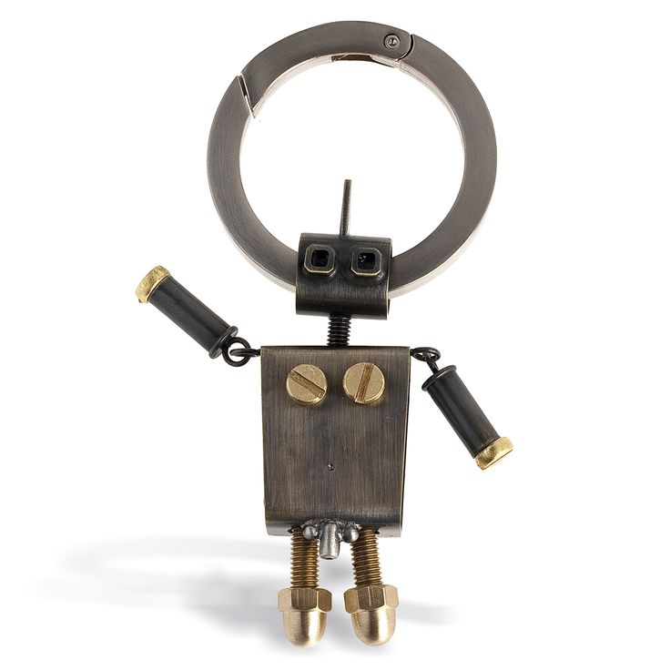 Keychain from MACHINY collection by Anna Orska.