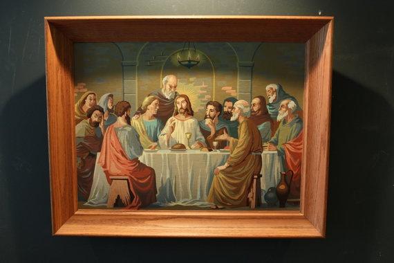 16 Best Last Supper Images On Pinterest Last Supper