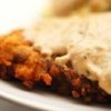 Chicken Fried Steak- My husband says he invented gravy! Just give us some mashed potatoes, biscuits and a bowl of gravy and we are happy! This is delicious!