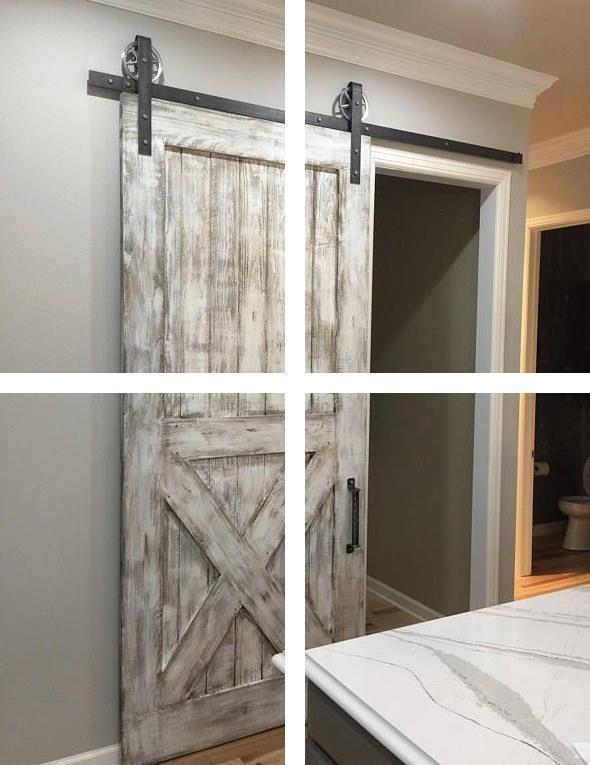 Exterior Sliding Barn Doors Cheap Barn Door Hardware Masonite Interior Doors In 2020 Custom Wood Doors Barn Style Doors Sliding Doors Interior