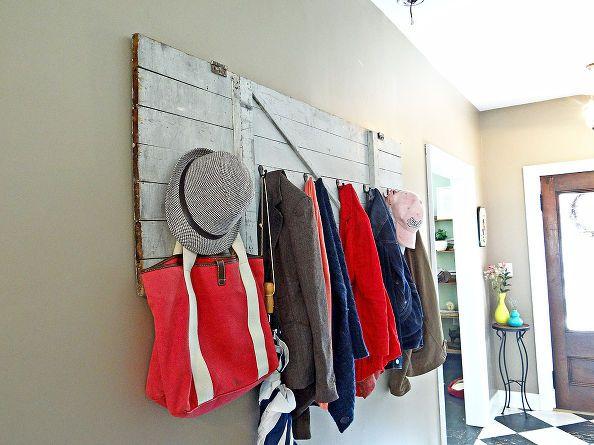 17 migliori idee su vecchie porte su pinterest fattoria - Giroletto fai da te ...