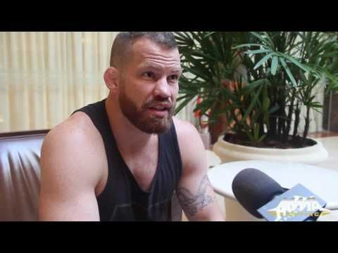 Nate Marquardt 'Honored' to Be Vitor Belfort's Final UFC Opponent - MMA Fighting