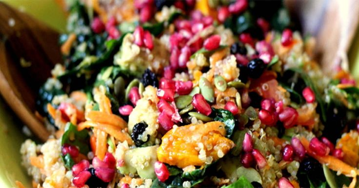 The Cancer-Fighting Salad Everyone Should Be Eating Once a Week (With ACV, Avocado And More) via @dailyhealthpost