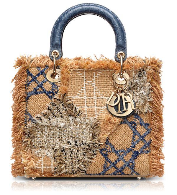 Patchwork Lady Dior bag