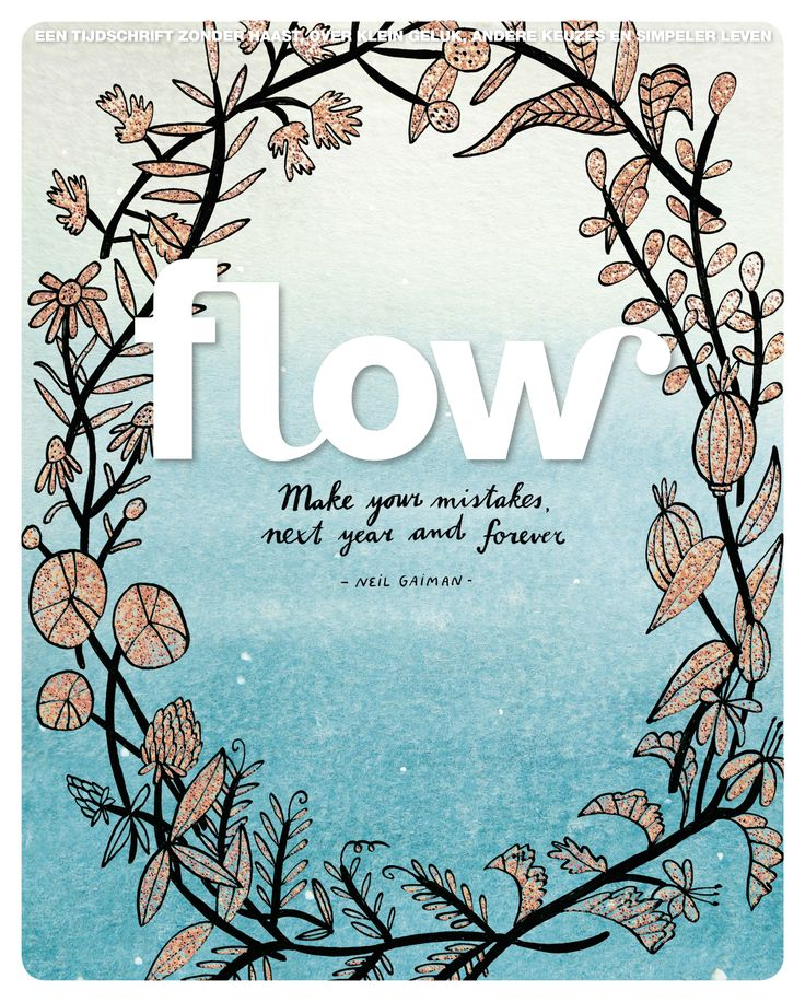 Flow 8-2015 (Dutch edition)