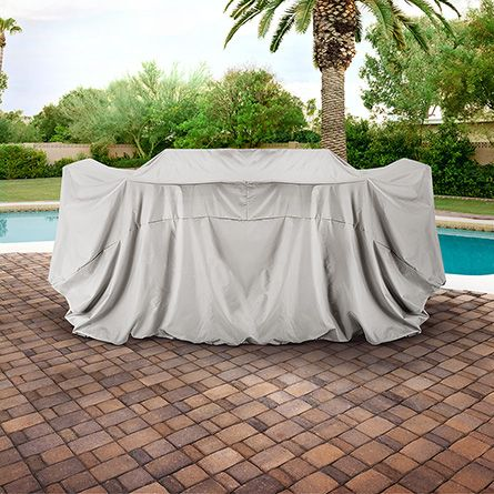 Outdoor Rectangle Dining Table Cover