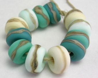 handmade lampwork glass beads organic essentials bimini