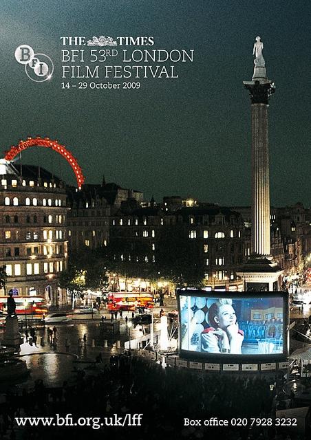 BFI London Film Festival 2009 Poster