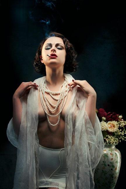 Anastasia Arteyeva ©Rockabillymodel | 1930s | Model ...