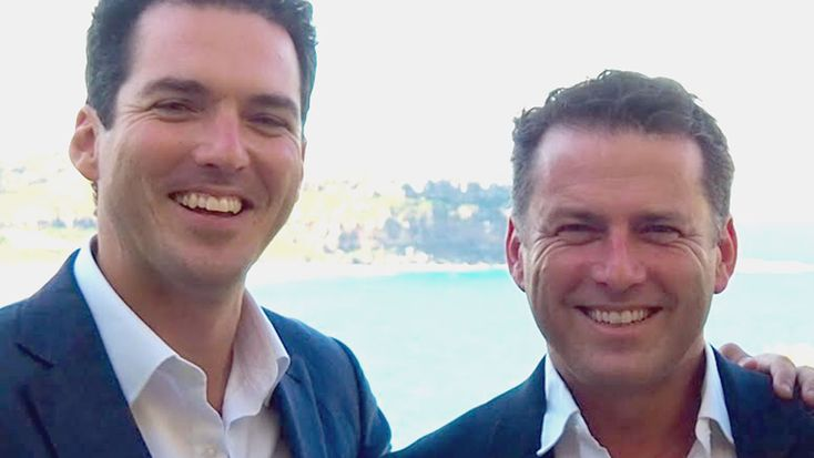 Karl and Peter Stefanovic break silence following Uber conversation, issue public apology