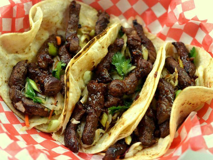 bbq short ribs korean short ribs korean tacos korean bbq korean food ...