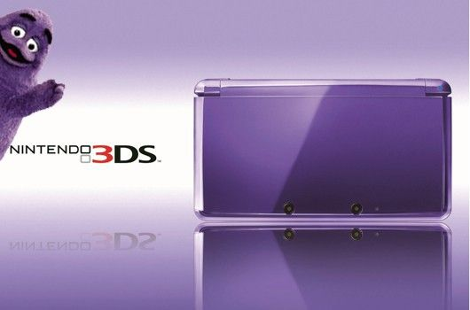 Nintendo's 'Midnight Purple' 3DS made official, eggplanting at retailers on May 20 | Joystiq
