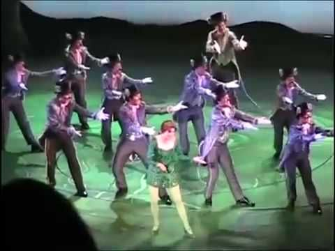 Sutton Foster. Shrek the Musical. Morning Person. Love this show!!