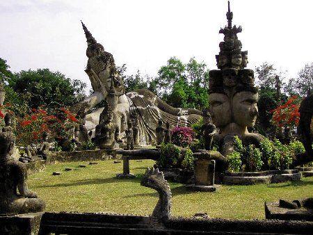 Laos Bunleua Sulilat