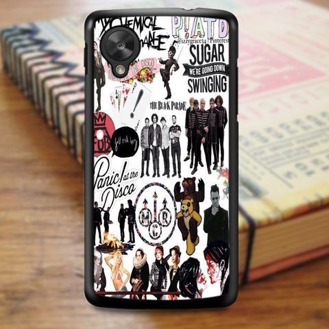 Fall Out Boy My Chemical Romance Nexus 5 Case