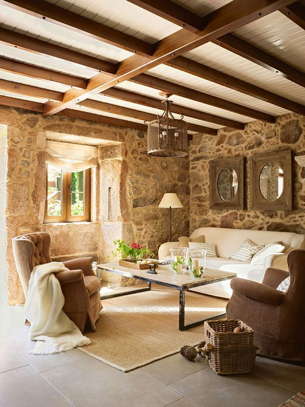 eclectic old world decorating | via Dustjacket Attic | Eclectic/Old World/Rustic Decor