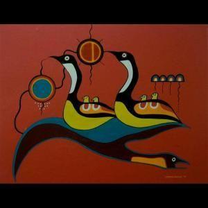 Jackson Beardy | Jackson Beardy | Art auction results, prices and artworks estimates