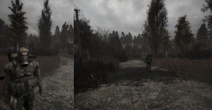 Autumn Aurora 2 mod for S.T.A.L.K.E.R. Shadow of Chernobyl - Mod DB