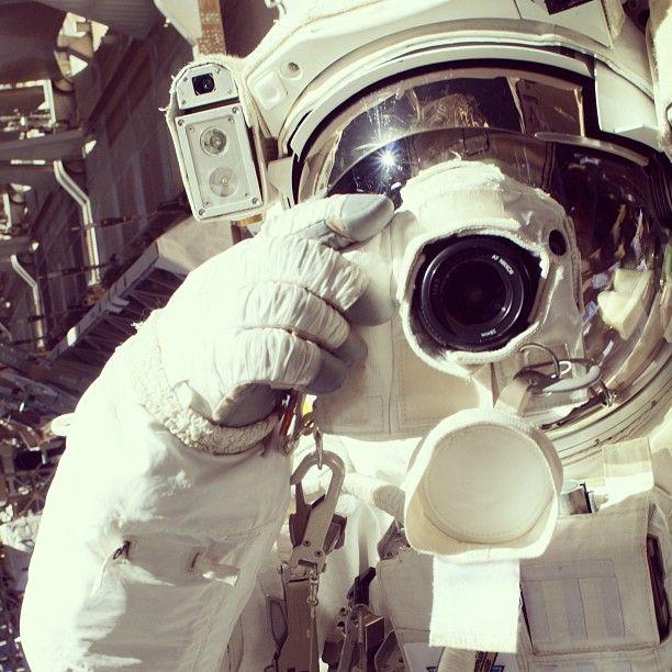 Photographe de l'espace Photo de la Terre vue de l'espace Instagram NASA