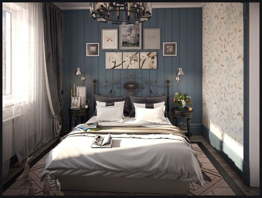 Квартира г. Химки, 60 м.кв.. Спальня