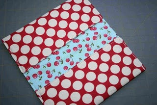 checkbook cover tutorial, I've made this and due for a new one