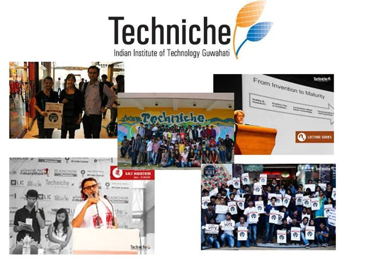 Kaysons Education-The online media partner of Techniche 2014 for IIT Guwahati