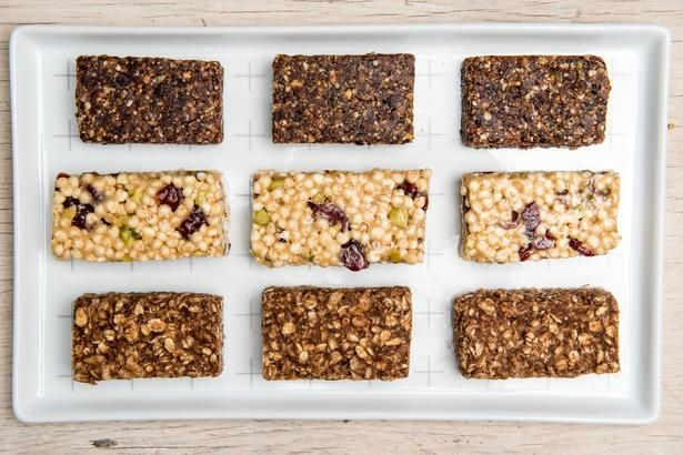 Easy-to-Make Energy Bars That Are Actually Good For You - Viva