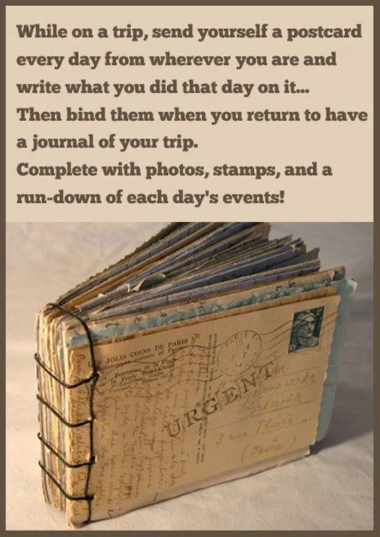 Perfect way to remember and share awesome moments. After all living is about creating memories.