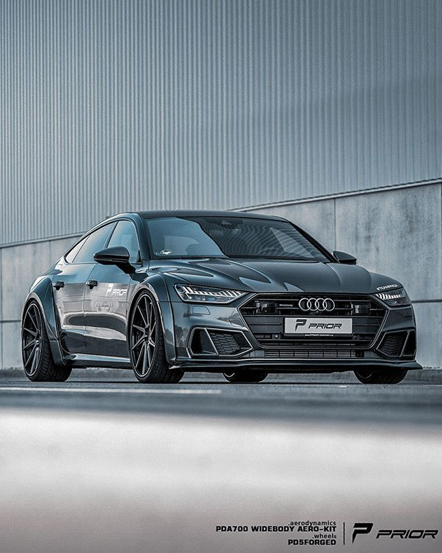Prior Design C8 A7 S7 Rs7 Widebody Package Now Available 1