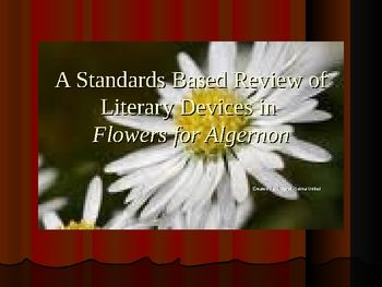 best flowers for algernon images flowers for flowers for algernon unit study guide vocabulary test