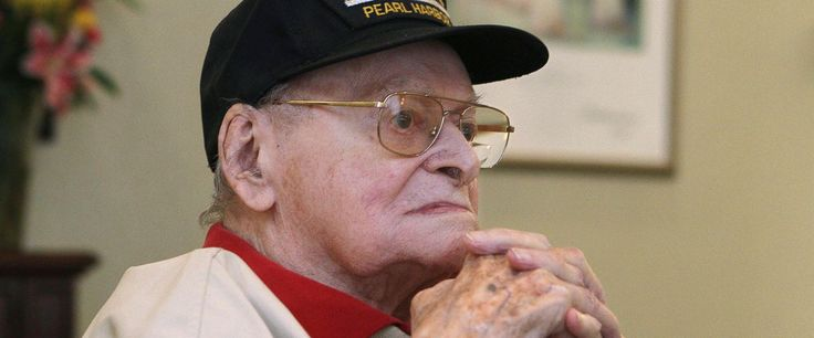 A veteran who survived the attack on Pearl Harbor and died last year at age 94 has been reunited with his fallen shipmates on the sunken USS Arizona. Raymond Haerry was interred on the ship in a ceremony that his granddaughter says was solemn and beautiful. Haerry was 19 years old when...