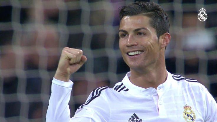 Real Madrid  Real Madrid vs Celta: Goals Cristiano Ronaldo