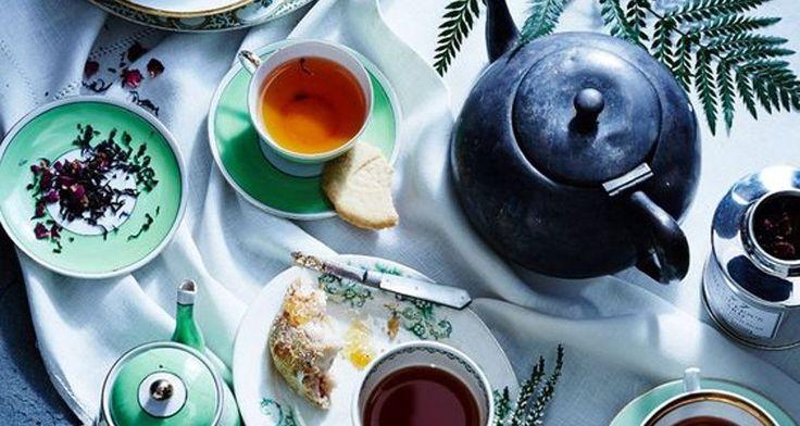 Πιες τσάι και καφέ με στιλ! 20 ντελικάτες προτάσεις για... φλιτζάνια