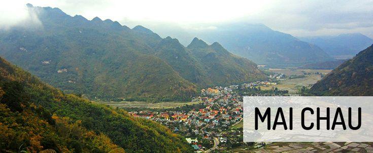 Mai Chau town. #vietnam #maichau #travel #wandering