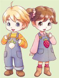 Bokujō Monogatari: Harvest Moon for Girl The Harvest