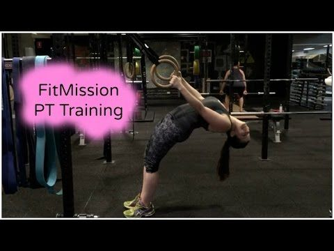 FitMission - Week 7 PT's In Training - YouTube