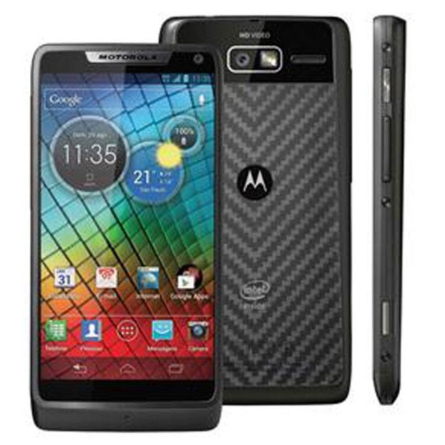 Celular Desbloqueado TIM Motorola RAZR i Preto com Processador Intel® de 2 GHz, Tela de 4.3'', Android 4.0, Câm. 8MP, Wi-Fi, 3G, NFC, GPS e Bluetooth - http://batecabeca.com.br/celular-desbloqueado-tim-motorola-razr-i-preto-com-processador-intel-de-2-ghz-tela-de-4-3-android-4-0-cam-8mp-wi-fi-3g-nfc-gps-e-bluetooth.html