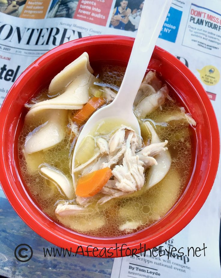 First, let me explain that if you don't own a pressure cooker , you can still make this recipe in a regular old stock pot. Just increase...