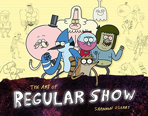 The Art of Regular Show (Limited Edition) @ niftywarehouse.com #NiftyWarehouse…