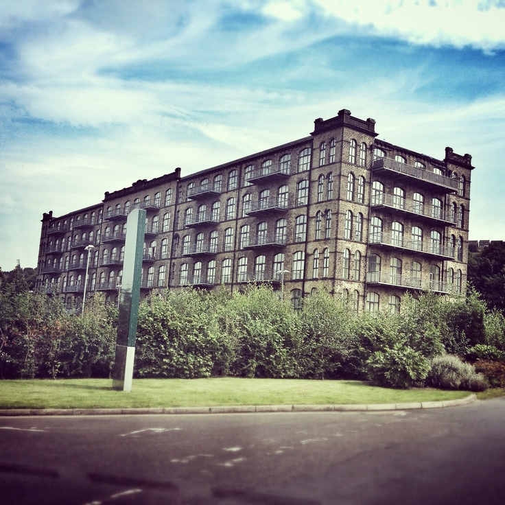 Titanic Spa Mill in Huddersfield