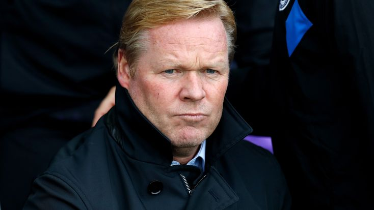 Ronald Koeman targets Euro 2020 qualification after Holland appointment #News #composite #Football #Holland #Netherlands