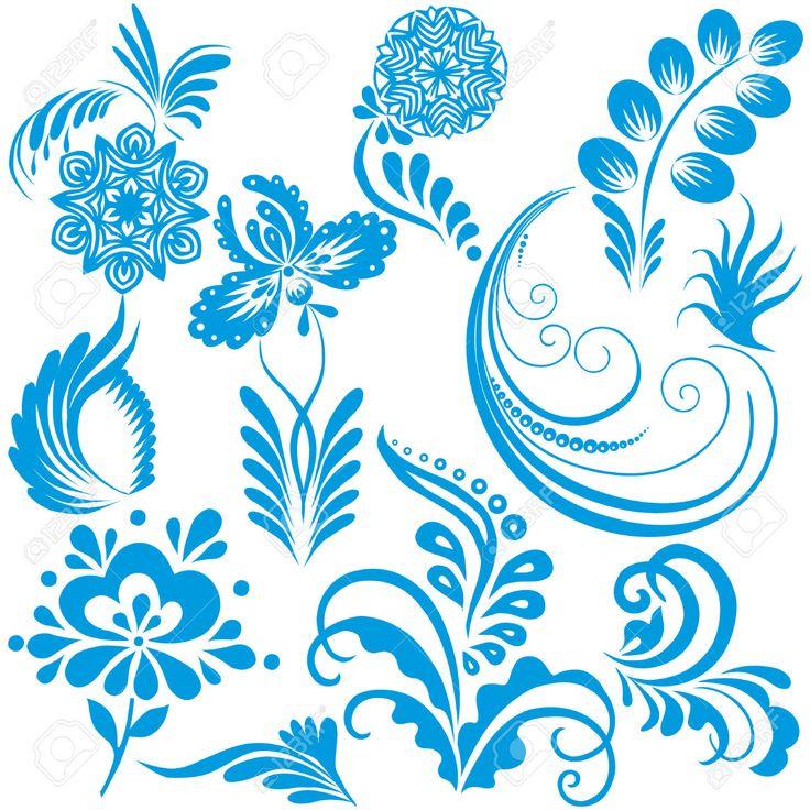 Disegno Vettoriale Elementi Per Natale E Capodanno Su Uno Sfondo Bianco. Clipart Royalty-free, Vettori E Illustrator Stock. Pic 8512018.