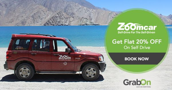 Some days, nothing beats a really good drive, rent a car on #ZoomCar and set out on that drive.