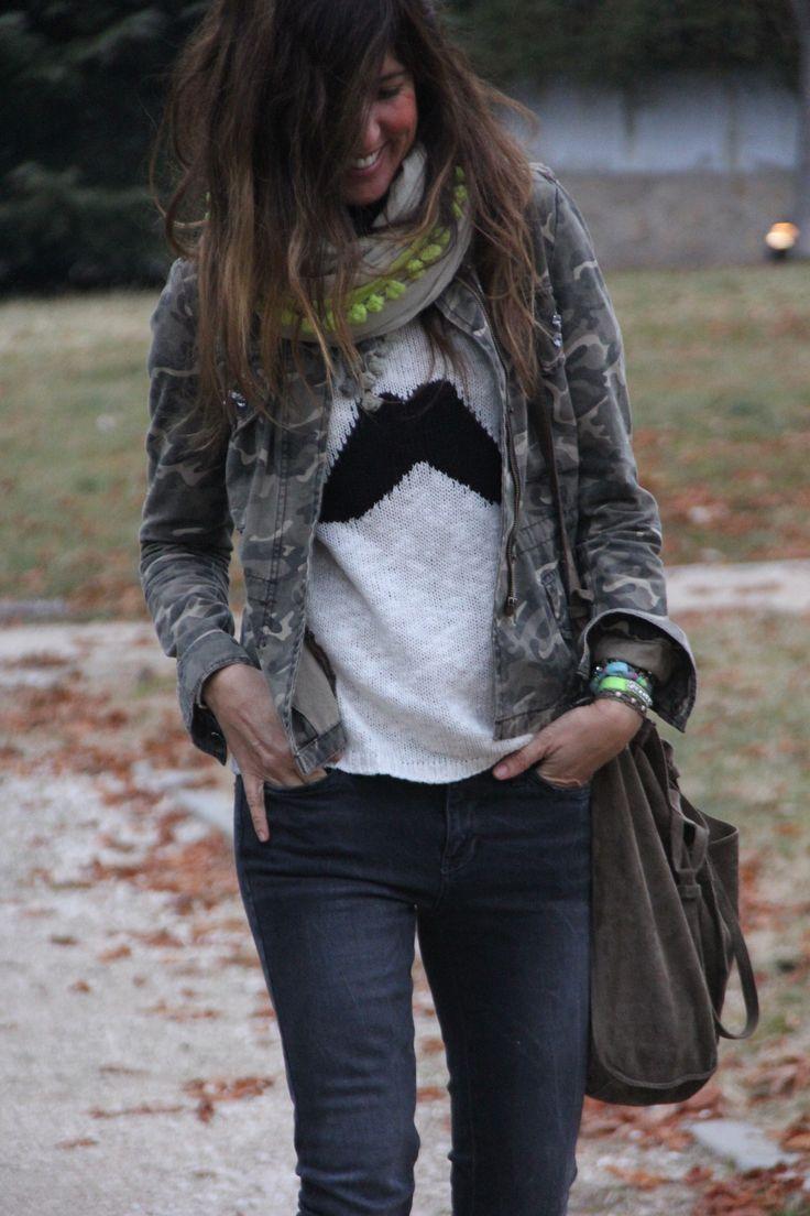 @Mytenida Blogger Blogger  nos demuestra lo bien que quedan los #jeans de @Veronica MODA